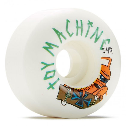 Toy Machine Sect Skater Skateboard Wheels - 54mm - Set of 4