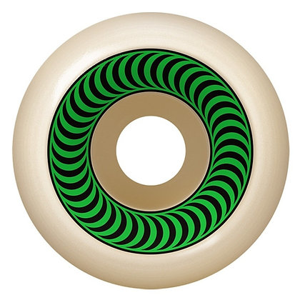 Spitfire - O.G. Classics Formula Four Green 99A Wheels - 52mm