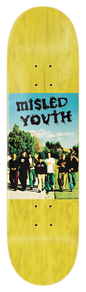 Misled Youth 8.25 - Yellow