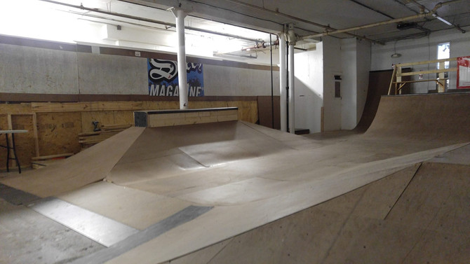 New Street Course is Complete!!