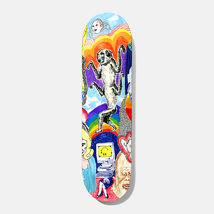 """Baker Andrew Reynolds """"Thoughts"""" Deck"""