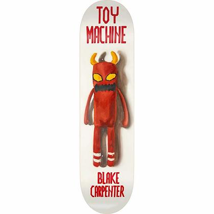 """Toy Machine - Carpenter Doll Deck - 8.38"""""""