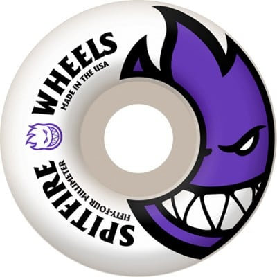 Spitfire Bighead Wheels purple