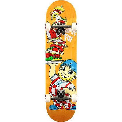 """Deathwish - Foy Big Boy Complete Skateboard - 8.0"""""""