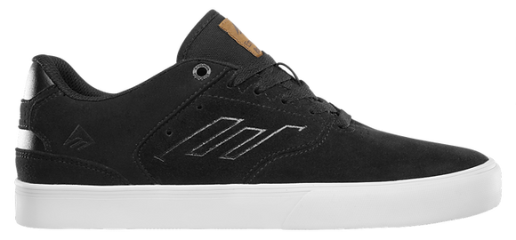 Emerica - Reynolds Low Black/Brown Shoes