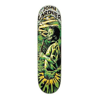 Creature Skateboards - John Gardner Horrifico