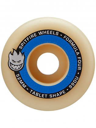 Spitfire - Formula Four Tablet 99A Wheels - 54mm