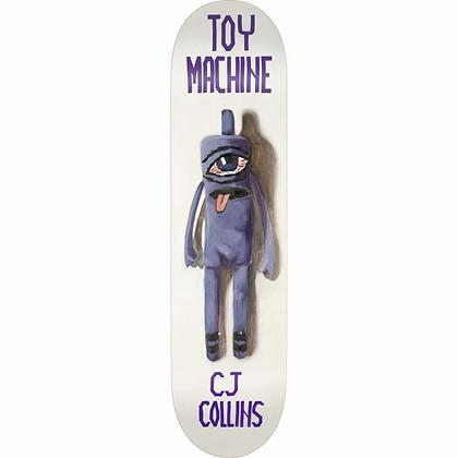 """Toy Machine - Collins Doll Deck - 7.75"""""""