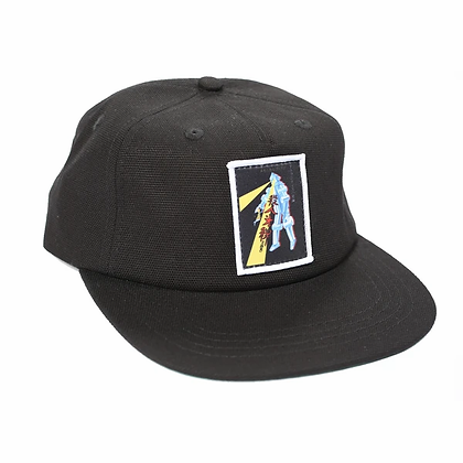 Theories - Killer Beam Black Strap Back Hat