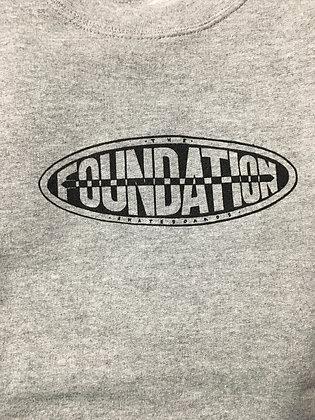 Foundation - Oval Crew Sweatshirt