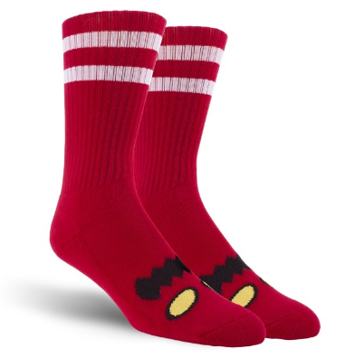 Toy Machine Monster Face Socks