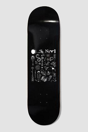 """Novo - Snakebite Circus Deck - 8.5"""""""