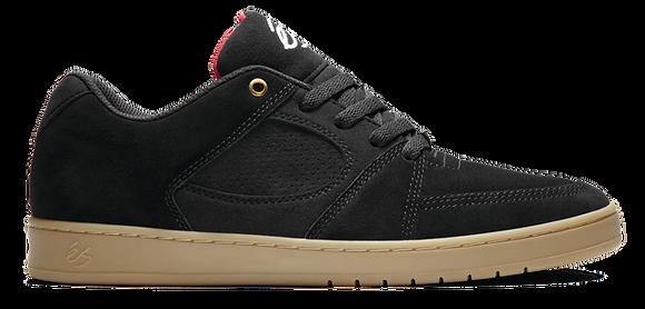 eS - Accel Slim Black/Brown Shoes
