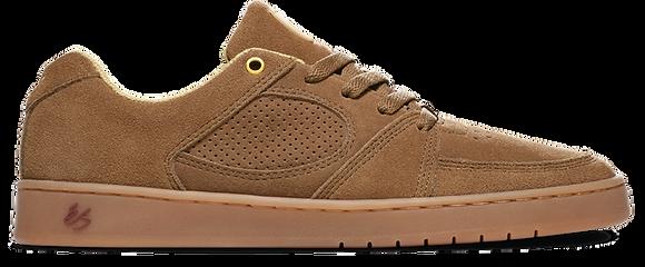 eS - Accel Slim Brown Shoes