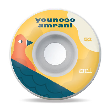 sml. - Youness Toonies Series Wide Wheels - 52mm