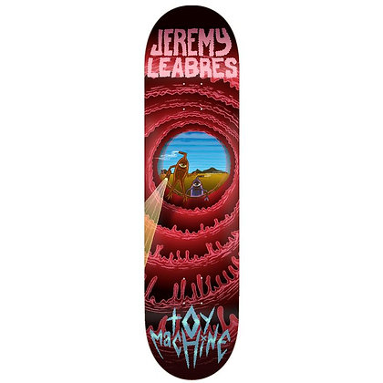 Toy Machine - Jeremy Leabres Cave Sect 8.5