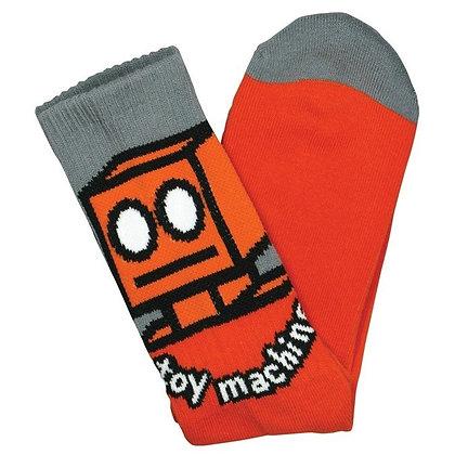 "Toy Machine ""Robot"" Socks"