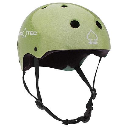 Pro-Tec - Classic Green Flake Helmet