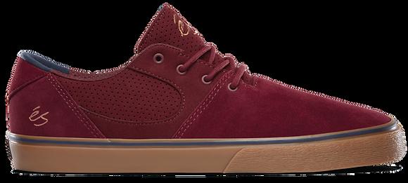 eS ACCEL SQ Burgundy/Gum Shoes