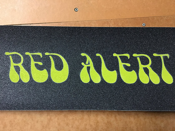 Red Alert F3 Grip Tape