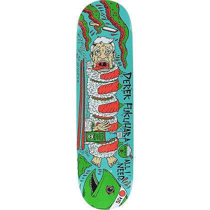 All I Need Skateboards Derek Fukuhara Sushi