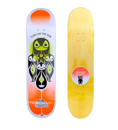 "Darkroom Turn Off the Sun Skateboard Deck (8.125"")"