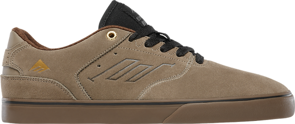 Emerica - Reynolds Low Vulc Tan Shoes