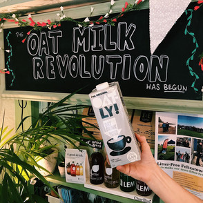 oat milk revolution!