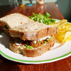 tofish finger sandwich