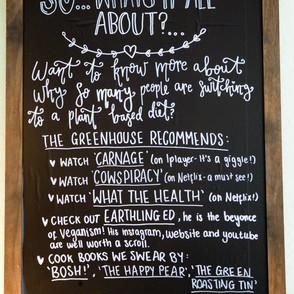 black board of truth!
