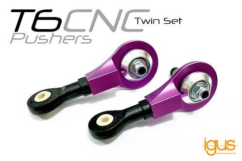 CNC T6 Twin Pushers