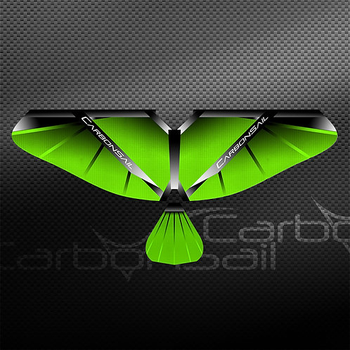 1.3m Neon Green SD Wing