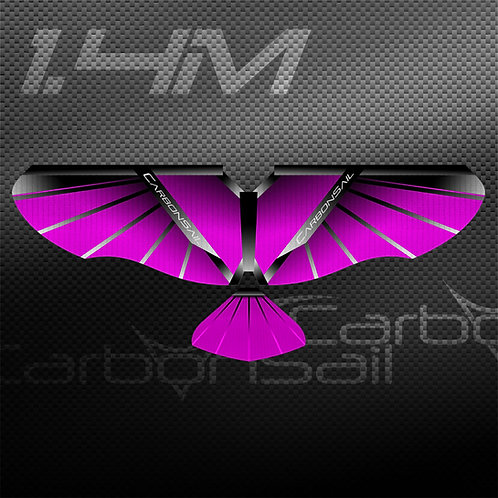 1.4m Neon Pink SS Wing