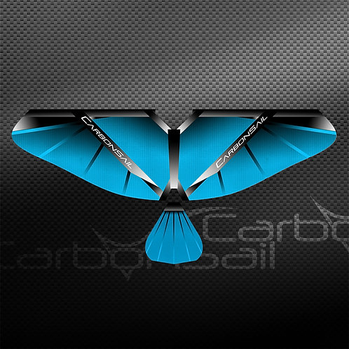 1.3m Light Blue SD Wing