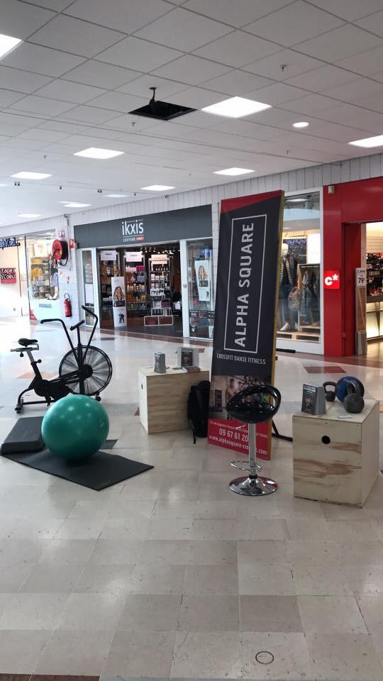 Retrouvez-nous toute cette semaine dans la galerie Auchan Chambray