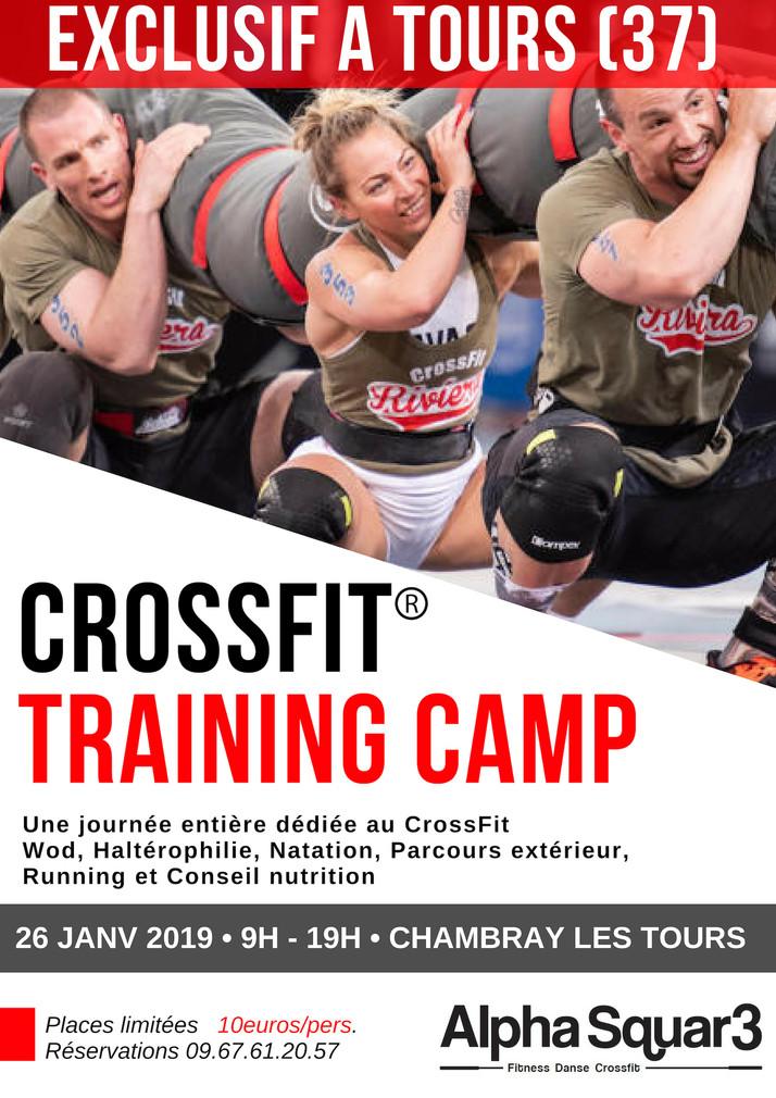 Training camp 26/01/2019