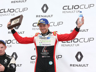 Coates to battle for Renault UK Clio Cup with Team HARD
