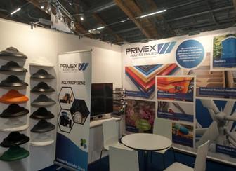 PRIMEX exhibit at Elmia Subcontractor Fair 2018