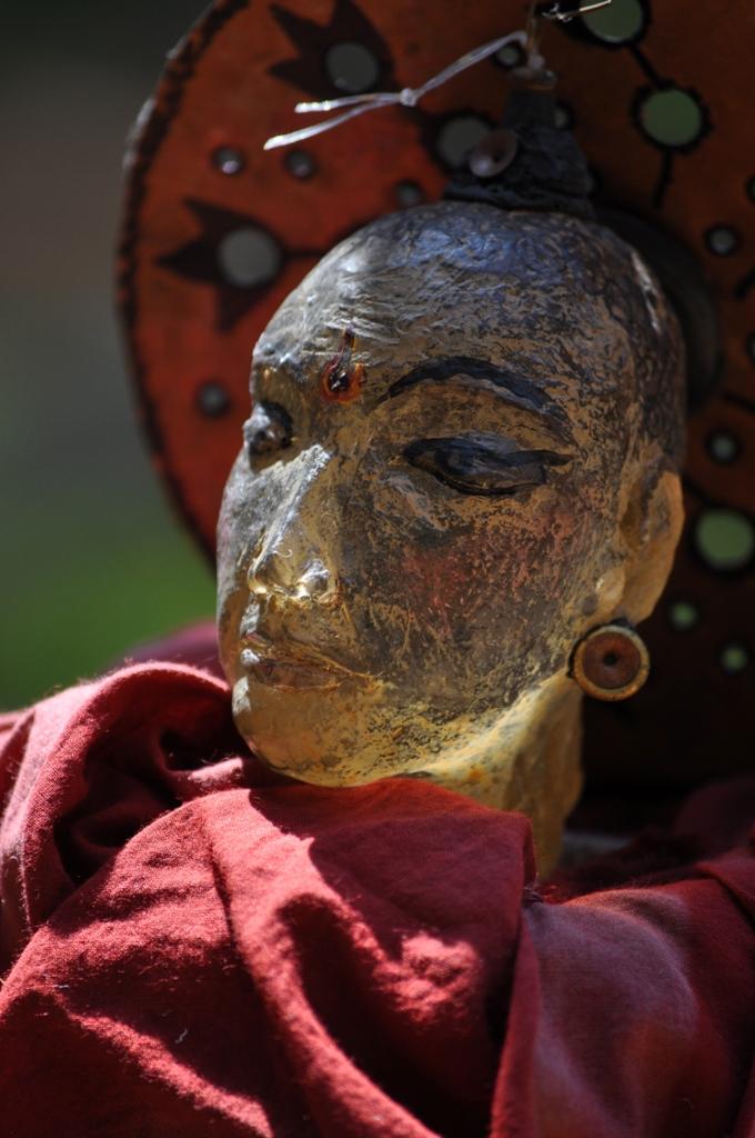 Le Moine tibétain - Meera Ajmera