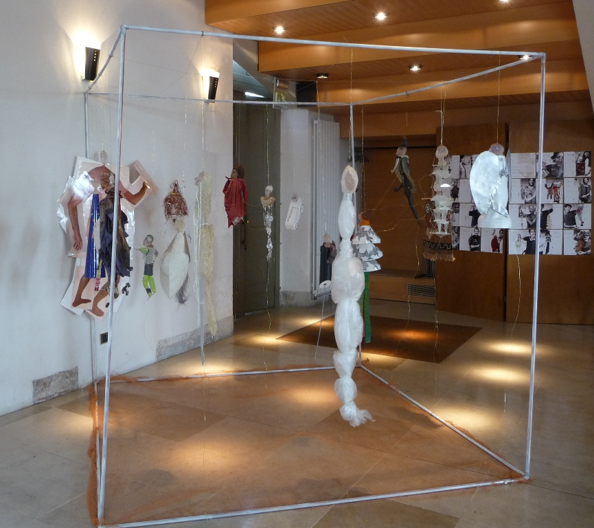 Exposition à Joigny (Fr)