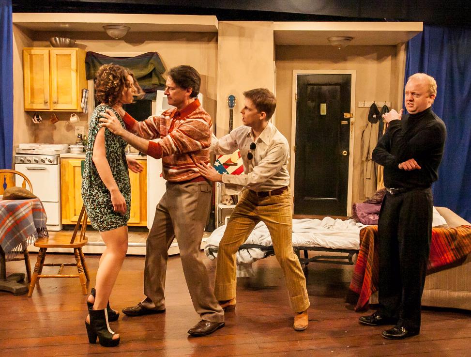 Sarah Ruhl's Stage Kiss