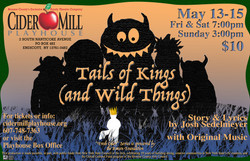 Tails of Kings - Poster