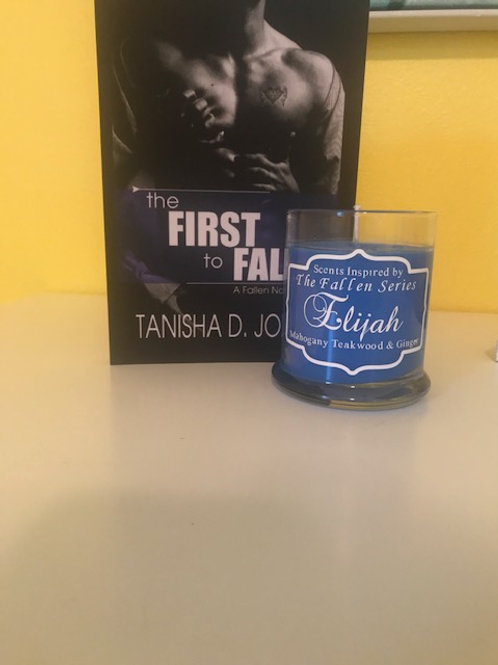The First to Fall set