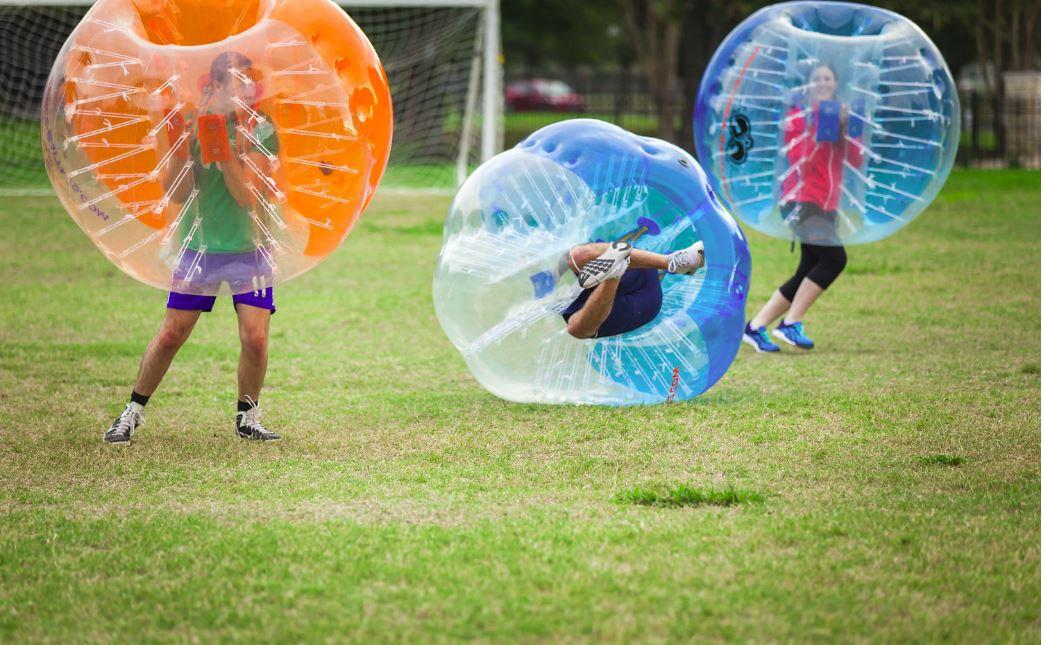 Bubble-Trouble