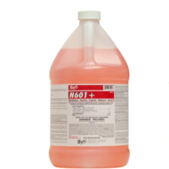 N601+ Disinfectant, Sanitizer, Fungicide, Mildewstat, Virucide