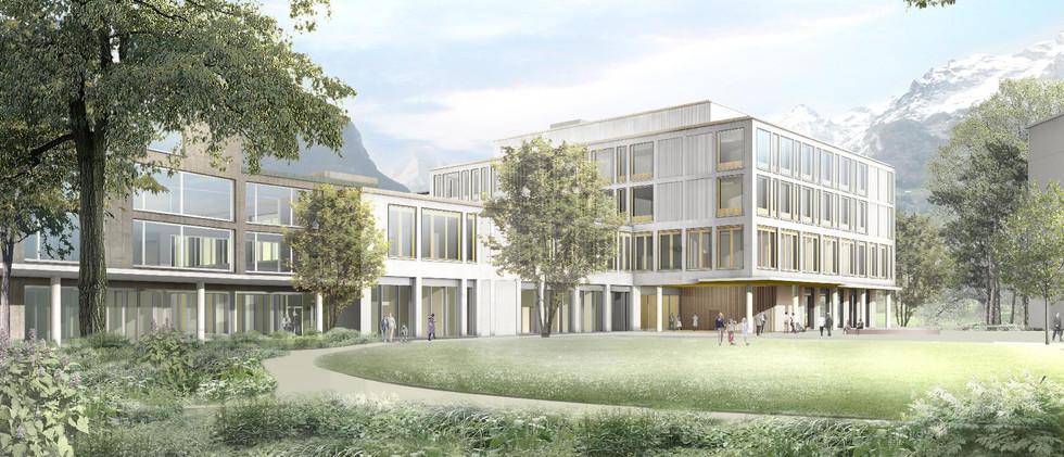 Kantonsspital Uri, Altdorf