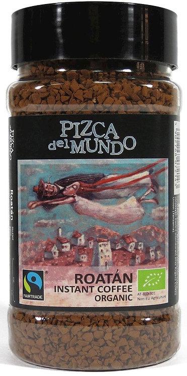Kawa Rozpuszczalna Roatan Arabica/Robusta 100g Pizca Del Mundo