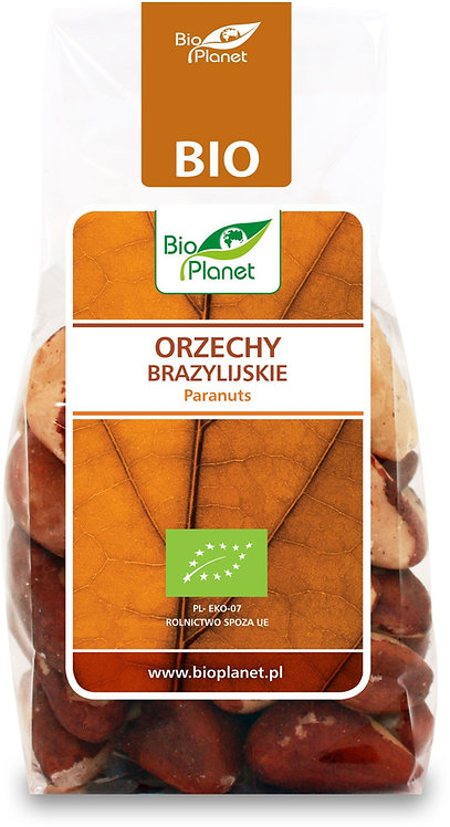 Orzechy Brazylijskie BIO 150g Bio Planet