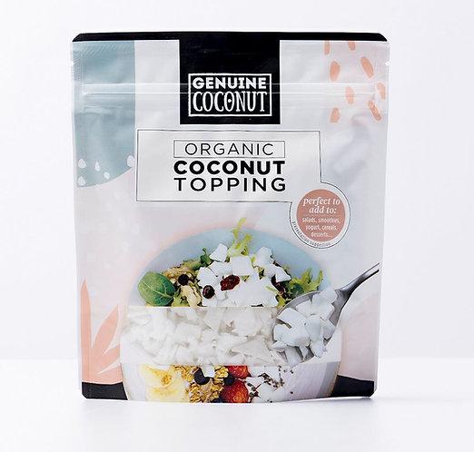 Posypka Kokosowa Świeża Bezglutenowa BIO 150g Genuine