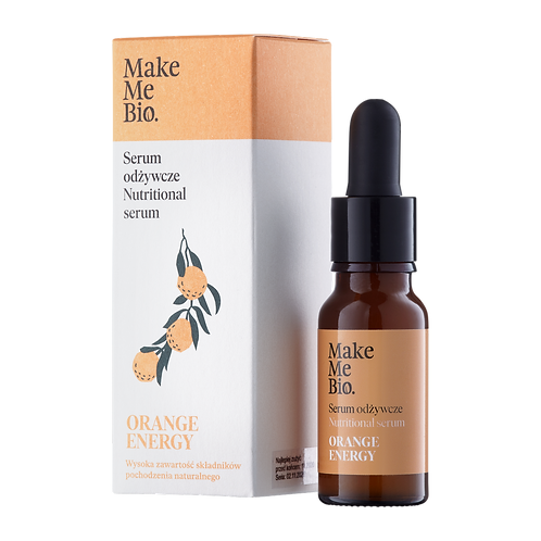 Orange Energy - Serum Odżywcze 15ml Make Me BIO
